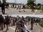 Farmers block highways to protest alleged lathi-charge in Haryana