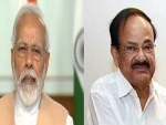 PM Modi, VP Naidu, other leaders greet people on Hindi Diwas