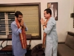 Bengal: BJP leader meets Prosenjit Chatterjee, triggers speculation over actor's political move