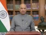 Govt remains singularly devoted to farmers' welfare, says Prez Kovind in address to nation