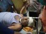 Bengal polls: BJP Malda candidate Gopal Chandra Saha shot at, hospitalized
