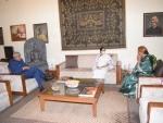 Jagdeep Dhankar congratulates Mamata Banerjee over Bengal Assembly polls victory
