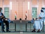EAM S Jaishankar visits UAE, meets FM Sheikh Abdullah bin Zayed Al Nahyan