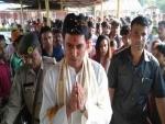 Three held for breaching Tripura CM Biplab Deb's security cover