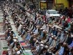 Thousands offer Khoje Digar at Khwaja Bazar shrine, J&K
