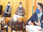 Jammu and Kashmir: Implementation of DEP in Shopian reviewed
