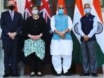 Quad reflects globalisation, says Jaishankar, dismisses comparisons with NATO