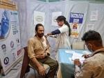 Covid-19 vaccine: Mukhtar Abbas Naqvi receives second shot