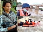 Odisha journalist dies after drowning in Mahanadi River while covering elephant rescue operation