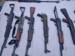 Huge cache of arms-ammunition recovered in Manipur