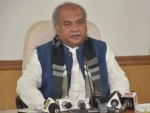 Farmers' protests limited to one state: Agriculture Minister Narendra Singh Tomar