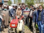 Jammu and Kashmir: Agriculture Deptt kick-starts Kharif campaign from Sumbal