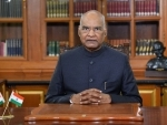 Republic Day: President Ram Nath Kovind to address nation on Monday