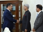 S Jaishankar calls on Kyrgyz president, Afghanistan discussed