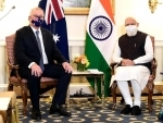 PM Modi holds bilateral talks with Australian counterpart Scott Morrison in Washington