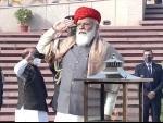 Republic Day: PM Modi pays homage at National War Memorial