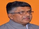 Ravi Shankar Prasad praises Google, Facebook for compliance with new Indian IT rules