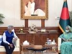 External Affair Minister S Jaishankar completes one- day visit to Dhaka