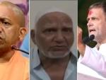 Ghaziabad incident: Yogi blasts Rahul for 'lying' over attack on Muslim man despite police clarification
