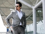 Anil Kapoor shows how he makes anything quirky at the KFC Burger Bash