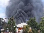 18 killed, several missing as massive fire breaks out at Pune chemical factory