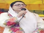 Jammu and Kashmir: Darakhshan thanks LG Sinha for releasing dues of contractors