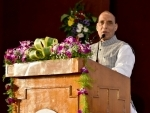 Changing equations in Afghanistan a challenge for India: Rajnath Singh
