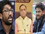 Jignesh Mewani, Hardik Patel call Rupani's exit BJP's cover up for 'mismanagement'