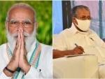 PM Modi congratulates Pinarayi Vijayan on taking oath as Kerala CM