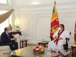Foreign Secretary Harsh Vardhan Shringla calls on Sri Lankan PM, discusses boosting bilateral partnership