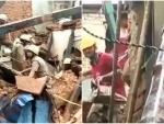 Kolkata: Building collapses after heavy rains, two die