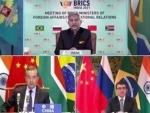 S Jaishankar participates in BRICS Foreign Ministers Summit, discusses socio-economic impact of COVID-19