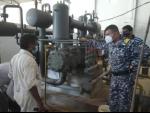 Indian Navy team repairs two major oxygen plants in Andhra Pradesh