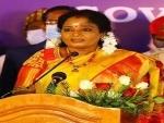Congress to face floor test in Puducherry on Monday, announces Lt Guv Tamilisai Soundararajan