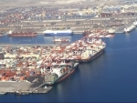 Chabahar Port operation: India delivers 1st batch of heavy cranes