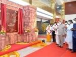 President Ram Nath Kovind offers prayer at Sri Jagannath temple, donates Rs 1 lakh for temple development