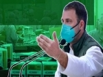 Rahul Gandhi writes to Modi over pace of COVID vaccine production and inoculation