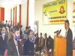 Jammu and Kashmir: Innovators' meet held at KU's Zakura Campus