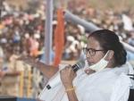 Narendra Modi only talks big, makes false promises : Mamata Banerjee