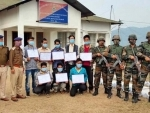 8 hardcore insurgents of NSCN (IM), NSCN (K-YA) surrender in Arunachal Pradesh