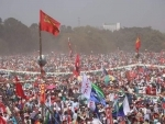 TMC-BJP vs We All: Left-Congress-ISF leaders call for a change in poll-bound Bengal from mega Brigade rally