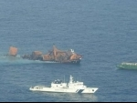 Indian Coast Guard on alert after oil spill reported from Haldia-bound Portuguese flag Container ship