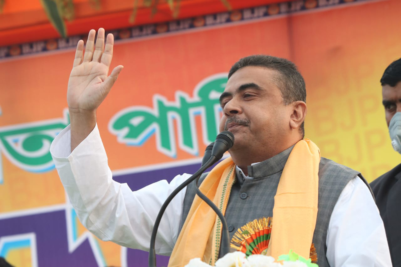 BJP walks out of Bengal assembly, says 'not allowed to speak'