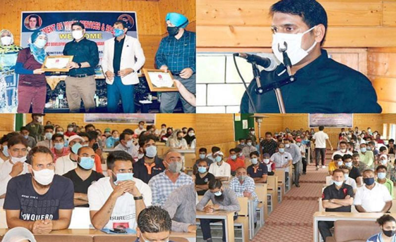 Jammu and Kashmir: District Admin Srinagar organises maiden Sports Conclave in downtown