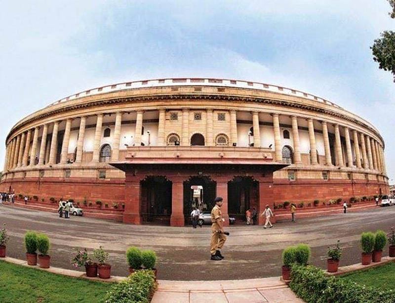 Rs 133 crore lost due to govt-opposition deadlock in parliament : Report