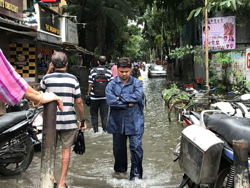 Red alert issued for flood-hit districts of Karnataka