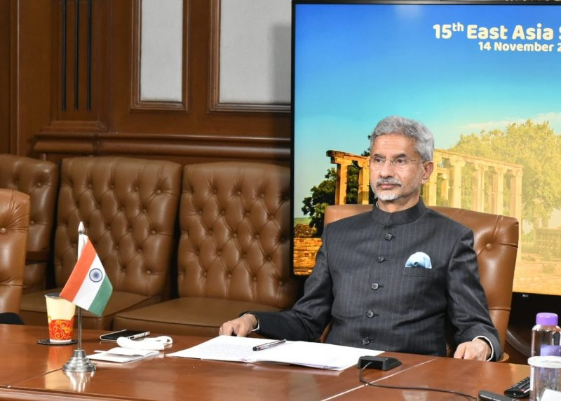 S Jaishankar attends sixth meeting of India-Nepal Joint Commission