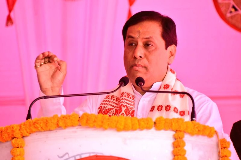 Sarbananda Sonowal gets elected to Rajya Sabha uncontested