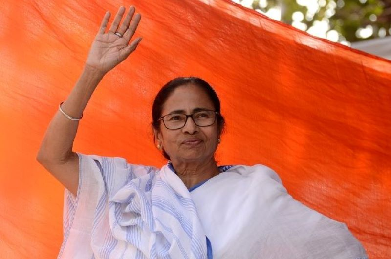 Mamata Banerjee to contest 2021 Bengal polls from Nandigram