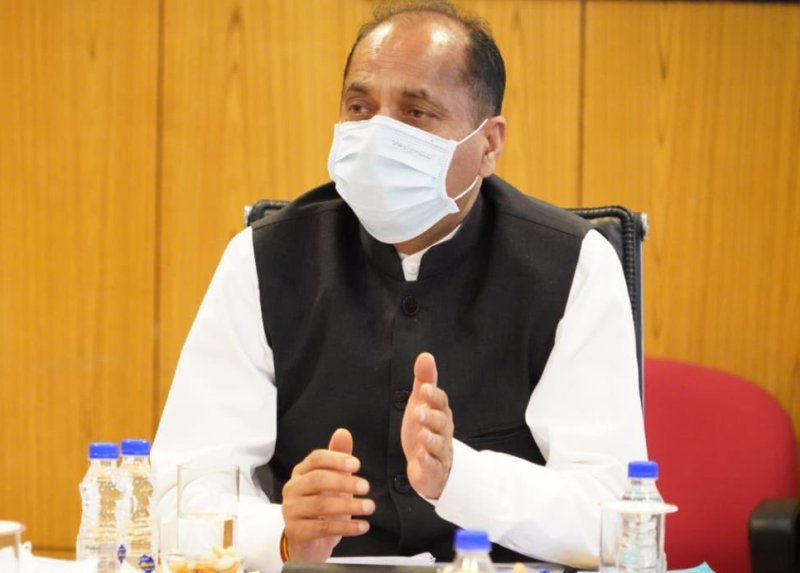 Form 'mini containment zone' for over five Covid cases: Himachal CM